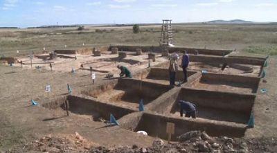 В поселении ботай археологи обнаружили останки ребенка