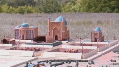 В проект «сакральная география казахстана» вошли 6 исторических объектов приуралья