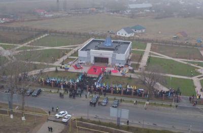 В родном селе н.назарбаева открылся уникальный историко-культурный центр «атамекен»