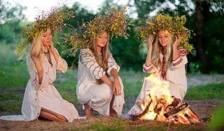 В россии отмечают праздник ивана купалы