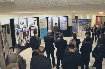 В штаб-квартире оон прошла антиядерная выставка казахстана