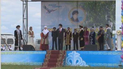 В ско прошли торжества, посвященные 125-летию магжана жумабаева