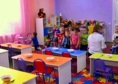 В степногорске решена проблема нехватки мест в детсадах