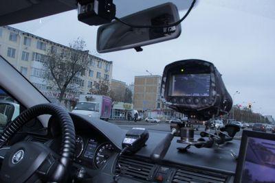 В столице запущен автопатруль, ведущий скрытое наблюдение за водителями