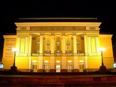 В театре им.абая состоялся концерт из серии «айман мусаходжаева представляет…»