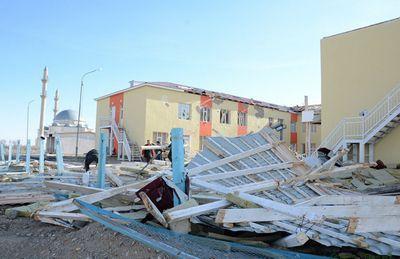 В жамбылской области активно ведутся ремонтно-восстановительные работы