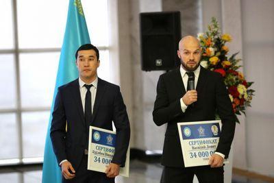 Василий левит: наше главное достижение в боксе за годы независимости – три кубка вэла баркера