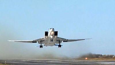 Вкс россии нанесли второй за неделю удар дальней авиации в сирии
