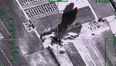 Вкс россии уничтожили завод химических боеприпасов под раккой в сирии