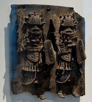 Влияние африканской скульптуры и живописи на мировое искусство (мировую живопись)