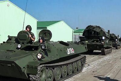 Внезапная проверка боеготовности вооруженных сил объявлена на юге россии