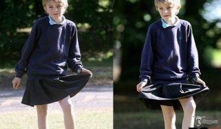 Во франции призвали мальчиков и мужчин-преподавателей прийти в школы в юбках