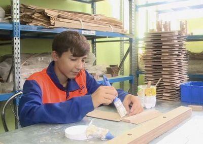 Выпускникам детских домов уральска дали временную работу на предприятиях