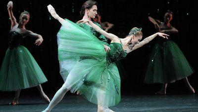 Высокий стиль кремлевского балета
