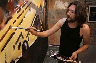 Выставка картин шнурова пройдёт в петербурге