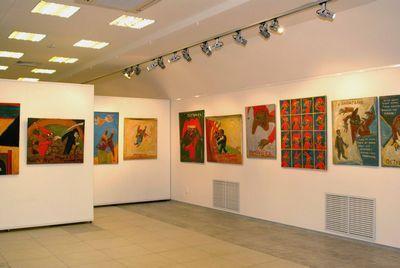 Выставка ксении сорокиной «согласовано с душой»
