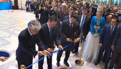 Выставка «нурсултан назарбаев: эпоха, личность, общество» проходит в алматы