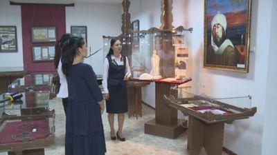 Выставка о судьбе султана бейбарса открылась в музее атырау