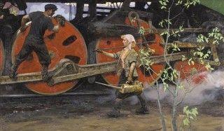 Выставка советского искусства впервые откроется в абу-даби