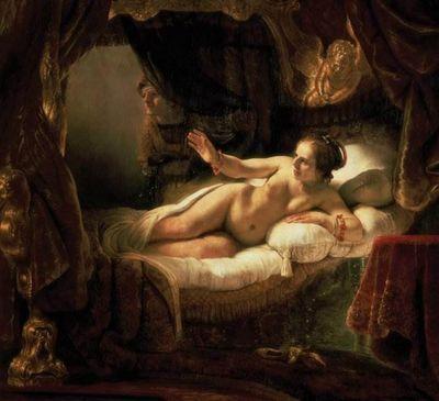 Загадочные истории шедевров мировой живописи