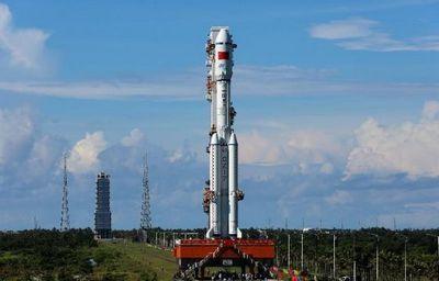 Запущенный китаем спутник может оказаться разведывательным