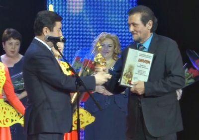 Заслуженным деятелям культуры и искусства вручили премию акима карагандинской области