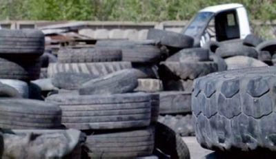 Завод по переработке шин появился в петропавловске
