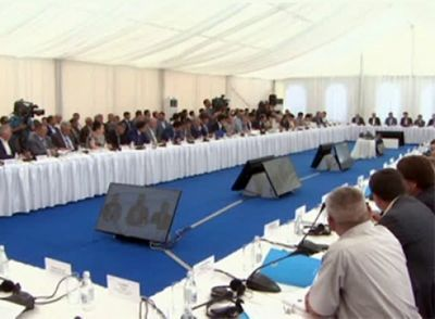 Земкомиссия в алматинской области: дискуссии продлились 5 часов, мнения разделились