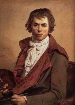 Жак-луи давид (jacques-louis david) знаменитый французский художник