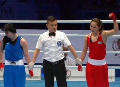 Женская сборная казахстана по боксу выиграла медальный зачет чм
