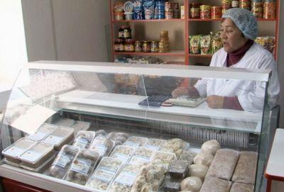 Жители села коктобе в павлодарской области теперь могут покупать свежие полуфабрикаты