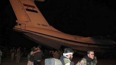 Журналист газеты из камышлы в сирии рассказал о российских военных на местном аэродроме