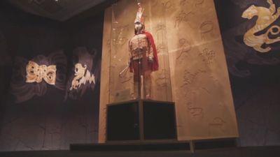 «Золотой человек» впервые представлен в россии