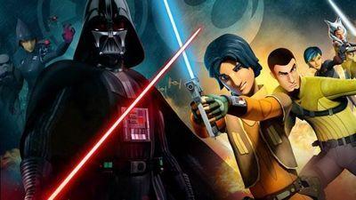 Звездные войны: повстанцы 4 сезон дата выхода