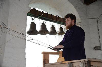 Звон колоколов над енисейском
